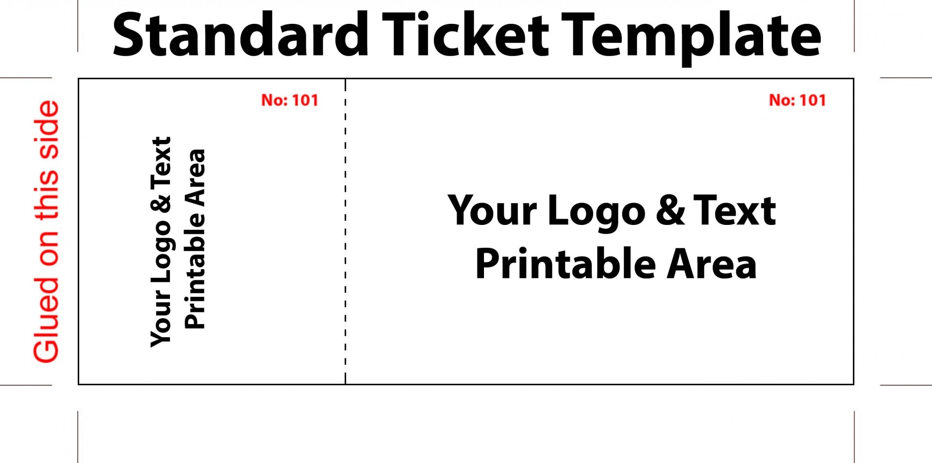 001 Print Tickets Free Template Ideas Printable Ticket Templates - Make Your Own Tickets Free Printable