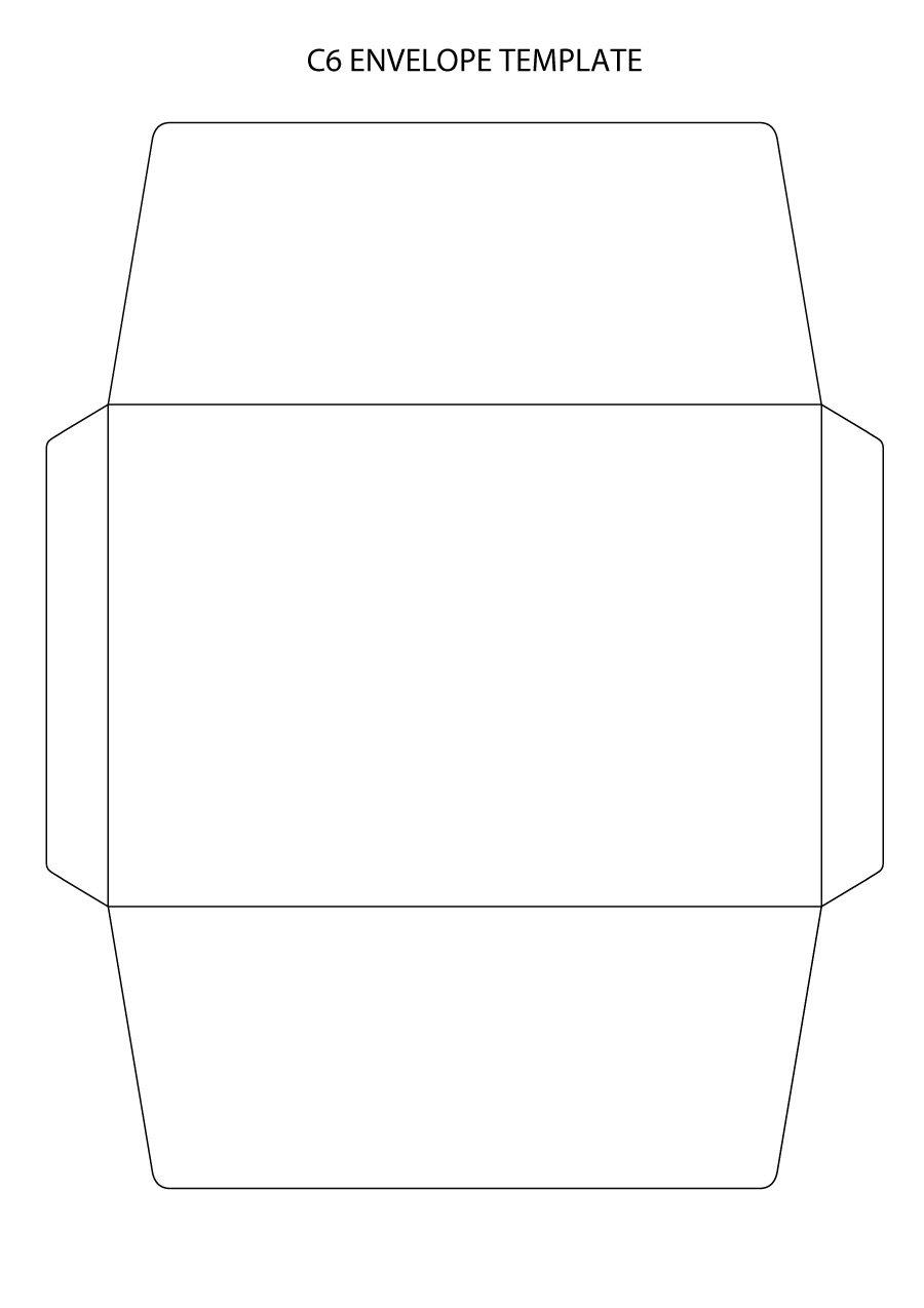 004 Free Printable Envelope Templates Template Ideas Outstanding - Free Printable Envelope Templates