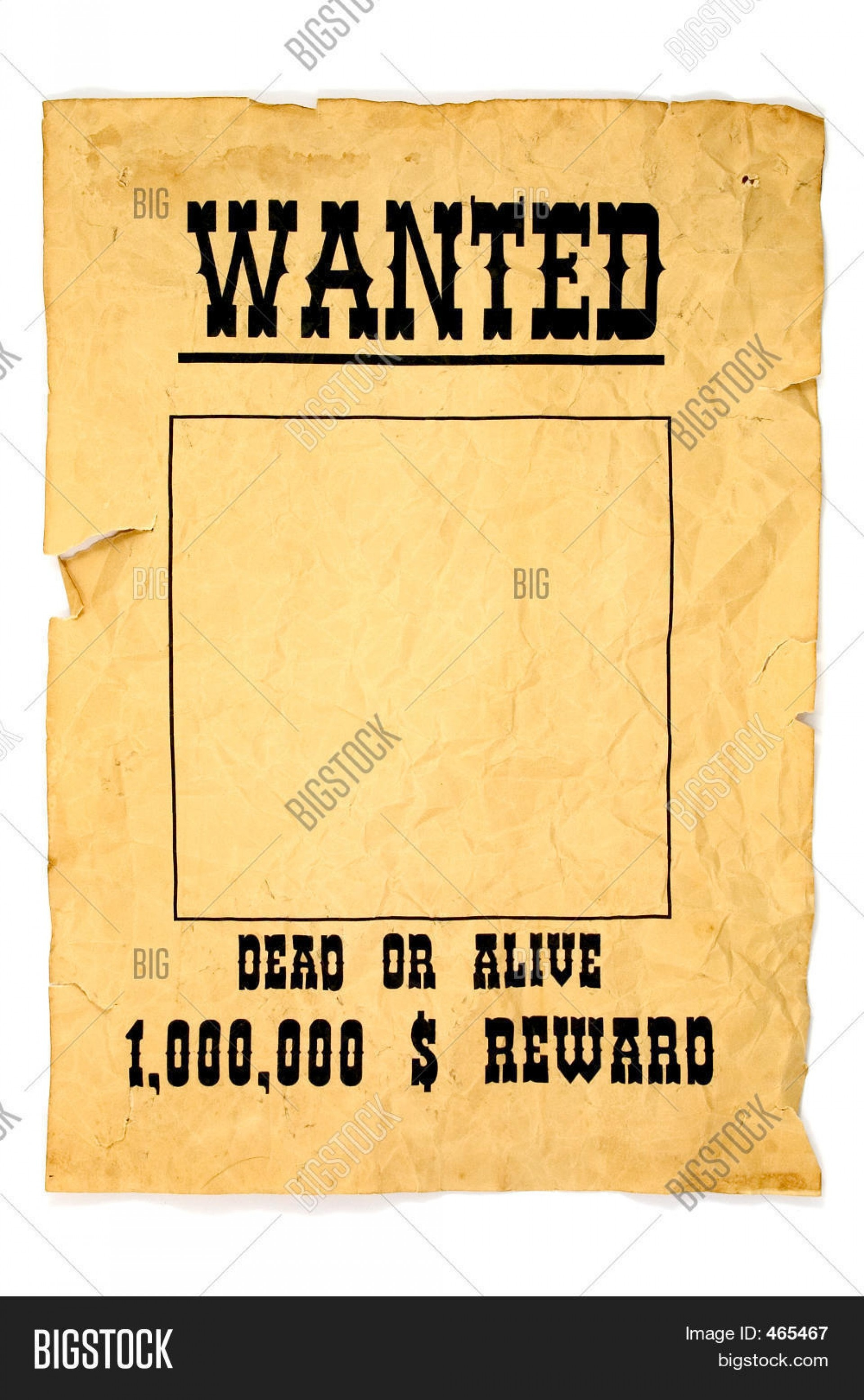 007 Free Wanted Poster Template Printable Wantedster For Word Kids - Wanted Poster Printable Free