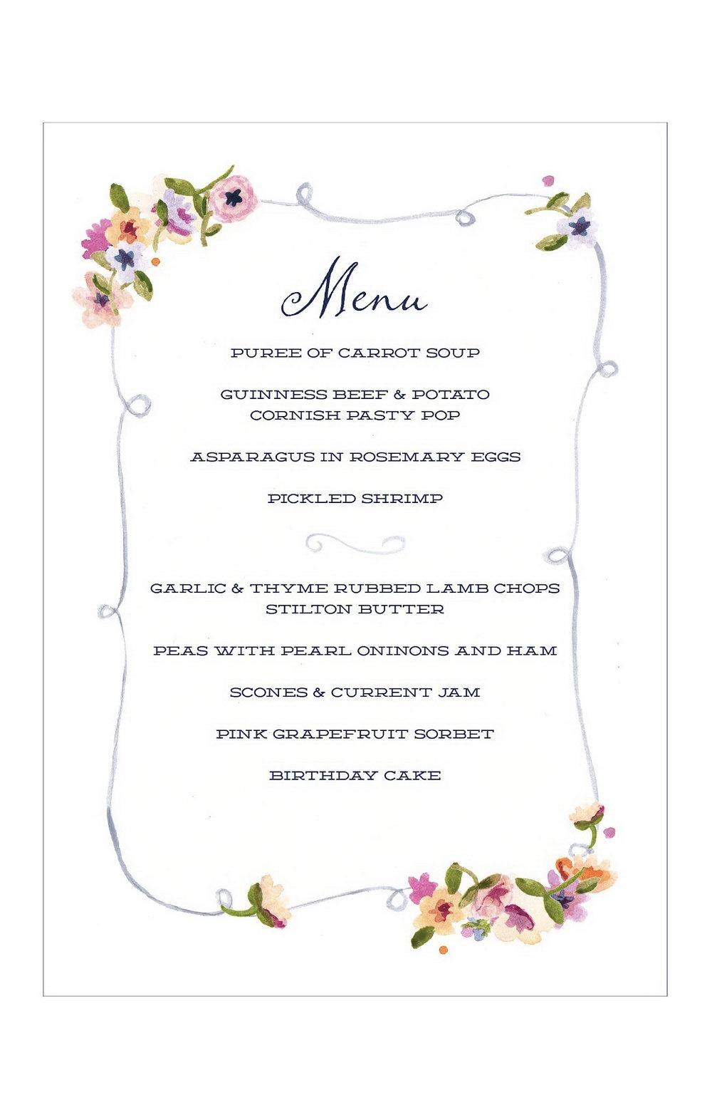 008 Template Ideas Dinner Party Menu Marvelous Templates Free Online - Free Printable Dinner Party Menu Template