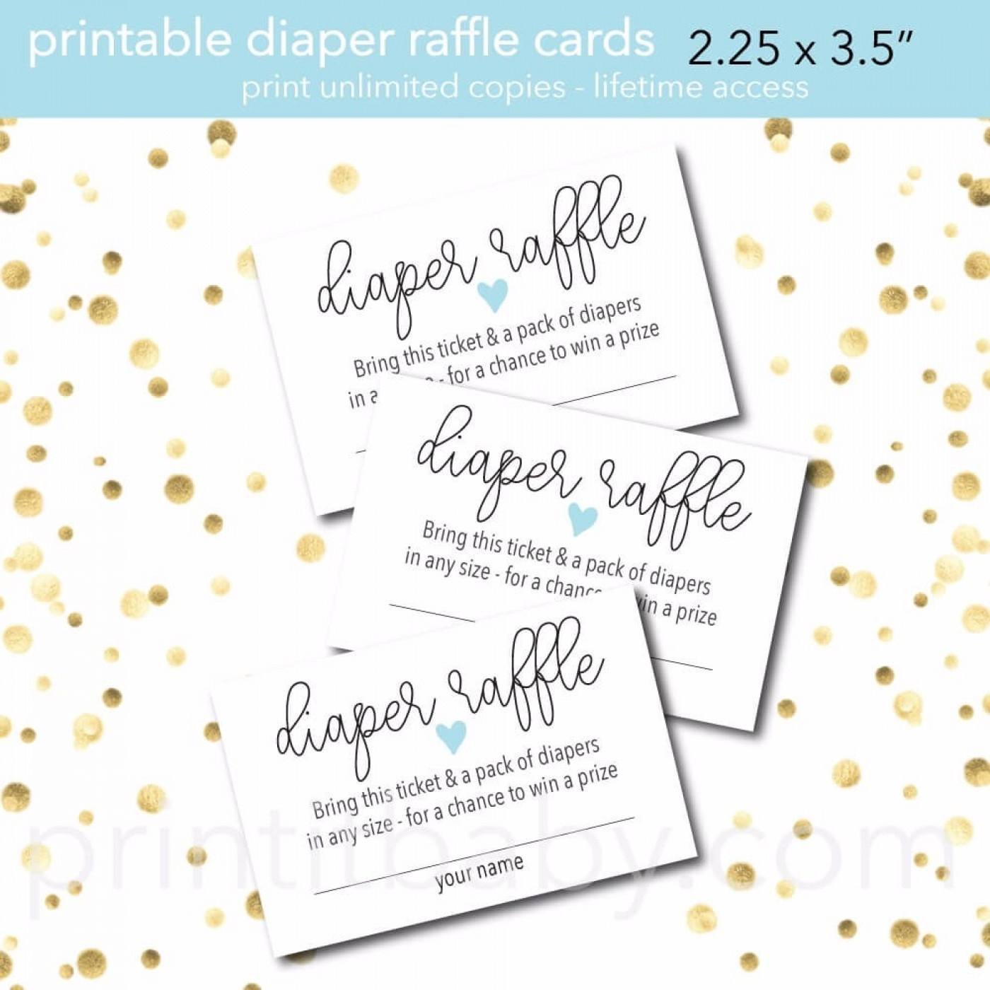 009 Diaper Raffle Tickets Template Ideas Rare Free Owl Ticket - Diaper Raffle Free Printable