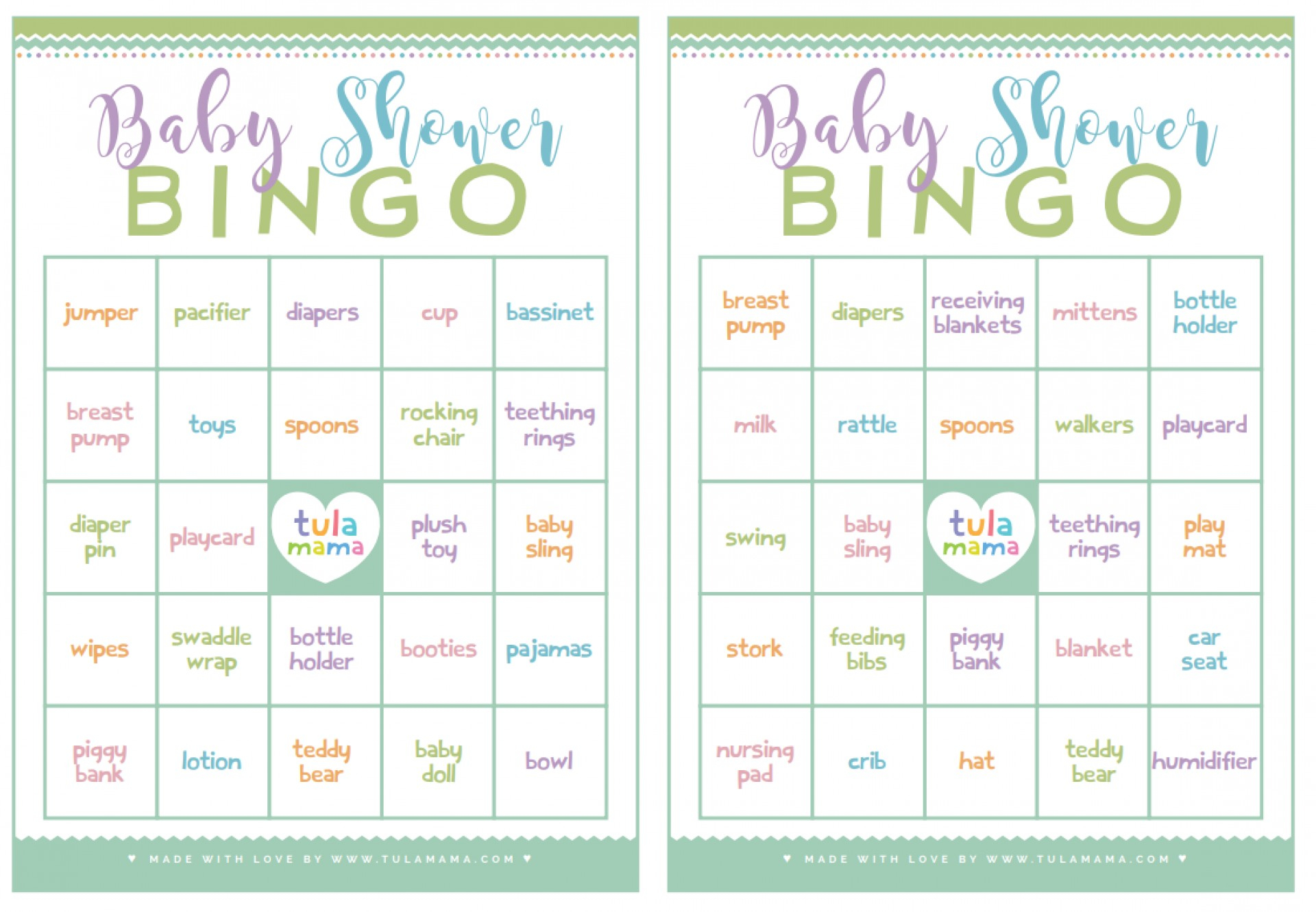 009 Free Dowload Baby Shower Bingo Template Wondrous Ideas Blank - Baby Bingo Free Printable