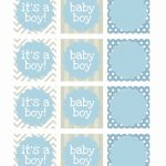 010 Free Printable Baby Shower Invitations For The Design Of Your   Free Printable Baby Shower Favor Tags Template