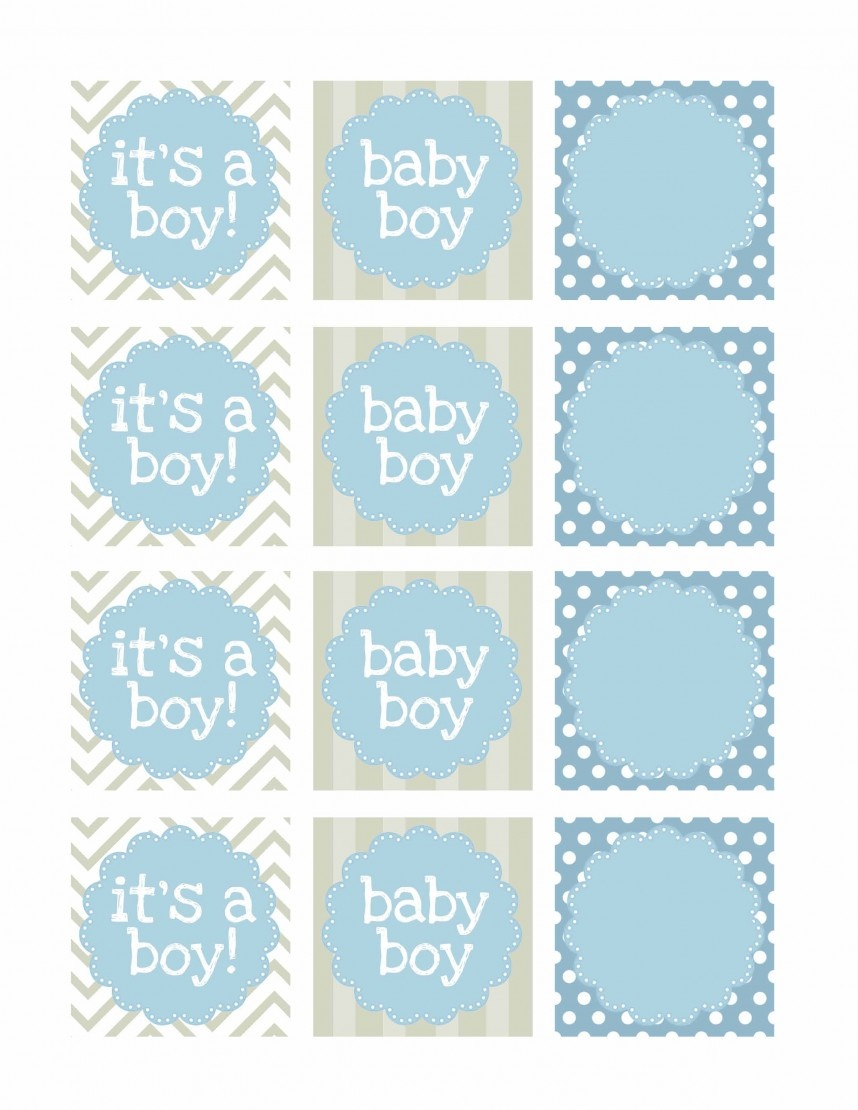 010 Free Printable Baby Shower Invitations For The Design Of Your - Free Printable Baby Shower Favor Tags Template
