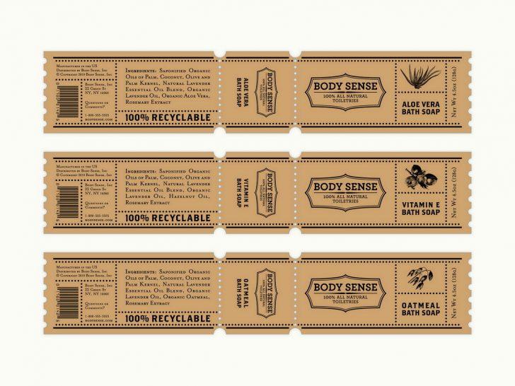 Free Printable Cigar Label Template