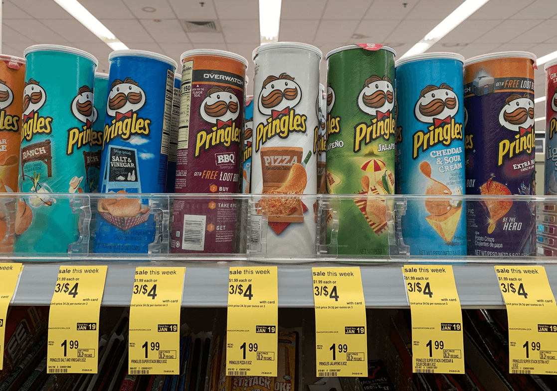$1 Pringles Canisters At Walgreens! | Living Rich With Coupons - Free Printable Pringles Coupons