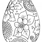 10 Cool Free Printable Easter Coloring Pages For Kids Who've Moved   Easter Color Pages Free Printable
