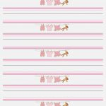 10 Fantastic Vacation Ideas For Diy | Label Information Ideas   Free Printable Water Bottle Labels For Baby Shower