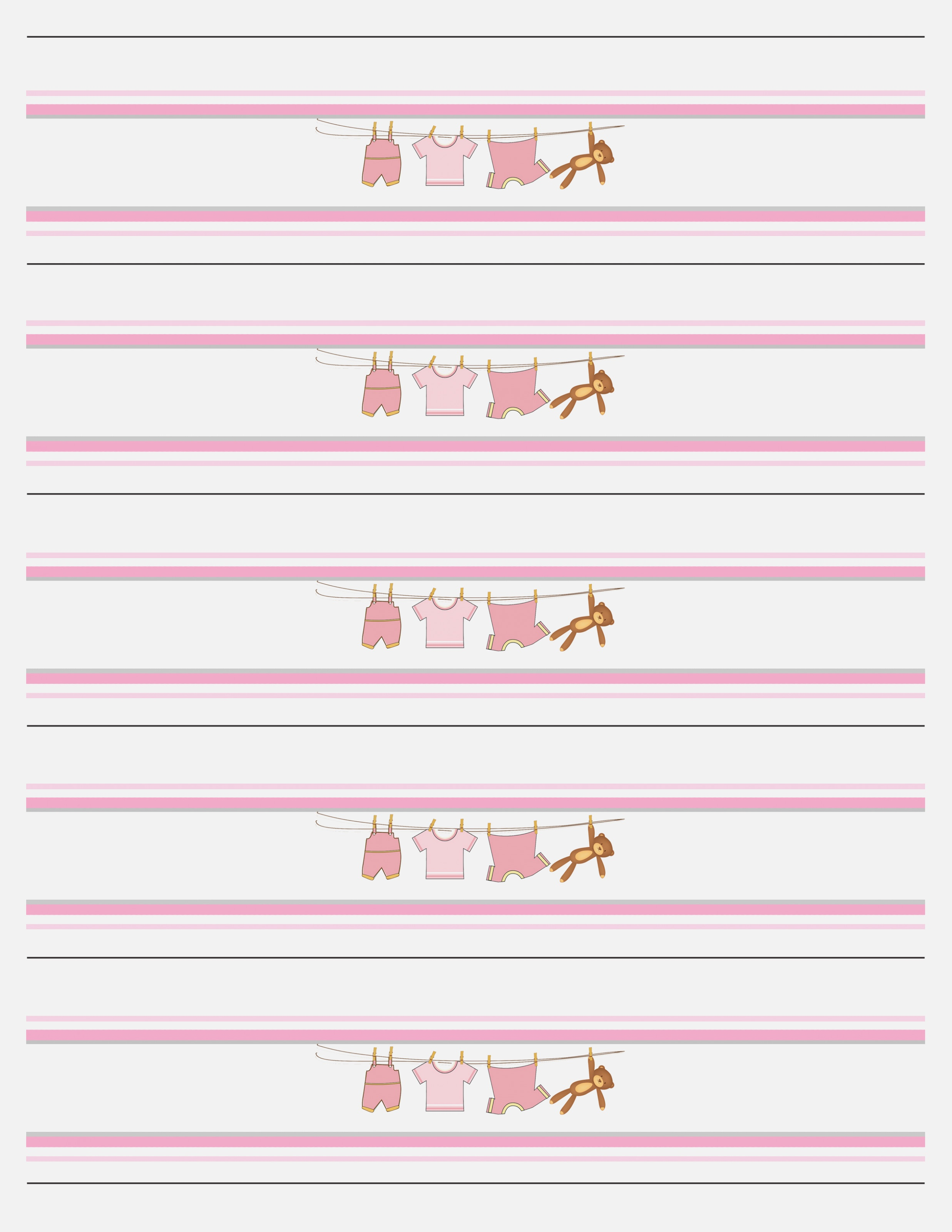 10 Fantastic Vacation Ideas For Diy | Label Information Ideas - Free Printable Water Bottle Labels For Baby Shower