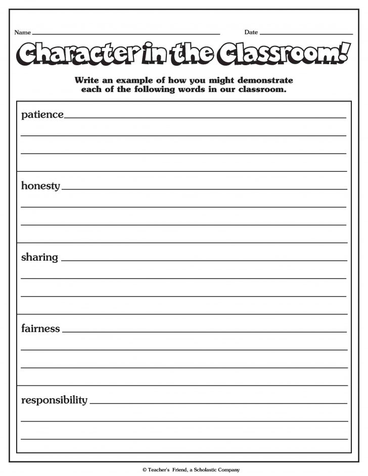 Free Printable Economics Worksheets