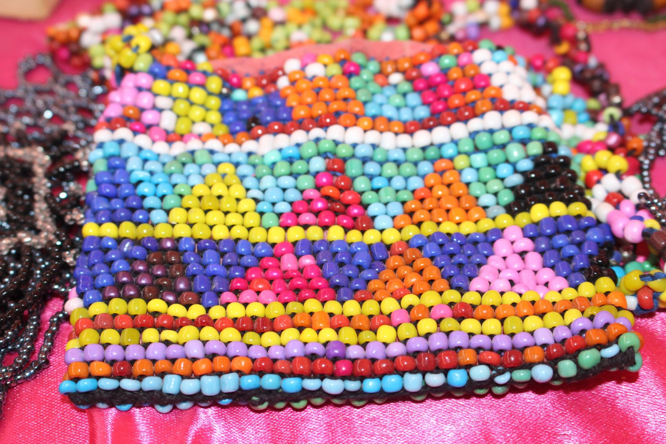 11 Beadwork Patterns To Download For Free - Free Printable Bead Loom Patterns