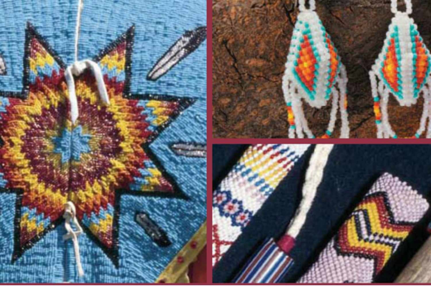 11 Beadwork Patterns To Download For Free - Free Printable Native American Beading Patterns