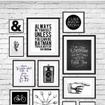 12 Free Black And White Printables Great For Using In Your Gallery   Free Printable Wall Art Black And White
