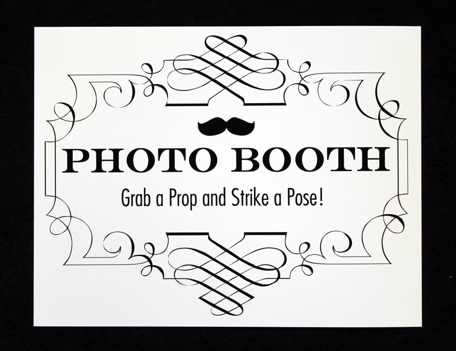 17 Photo Booth Sign Images - Free Printable Photo Booth Sign - Free Printable Photo Booth Sign Template
