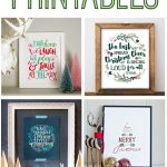 25 Free Christmas Printables   My Mommy Style   Free Printable Christmas Pictures