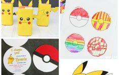 25+ Free Pokemon Party Printables – Cutesy Crafts – Pokemon Invitations Printable Free