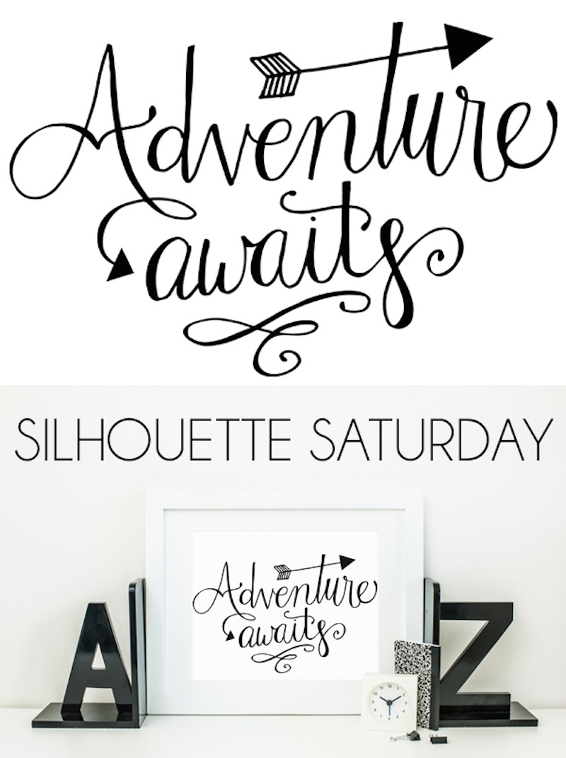 25 Free Printables For Your Home! - Happily Ever After, Etc. - Free Printable Quote Stencils