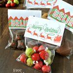 3 Free Printable Christmas Treat Bag Toppers   Easy Peasy Pleasy   Free Printable Christmas Bag Toppers Templates