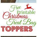 3 Free Printable Christmas Treat Bag Toppers | Easy Peasy Pleasy   Free Printable Christmas Bag Toppers Templates