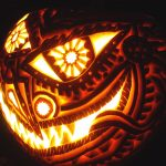 30+ Best Cool, Creative & Scary Halloween Pumpkin Carving Ideas 2013   Scary Pumpkin Patterns Free Printable