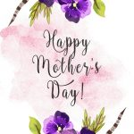 30 Cute Free Printable Mothers Day Cards   Mom Cards You Can Print   Free Printable Mothers Day Cards From The Dog