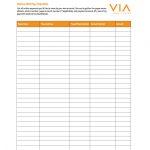 32 Free Bill Pay Checklists & Bill Calendars (Pdf, Word & Excel)   Free Printable Bill Pay Checklist
