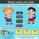 4 Body Safety Rules All Kids Need To Know. Teach Your Child To   Free Printable Good Touch Bad Touch Coloring Book