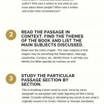 4 Simple Bible Study Steps | God's Word | Bible Study Guide   Free Printable Bible Study Guides