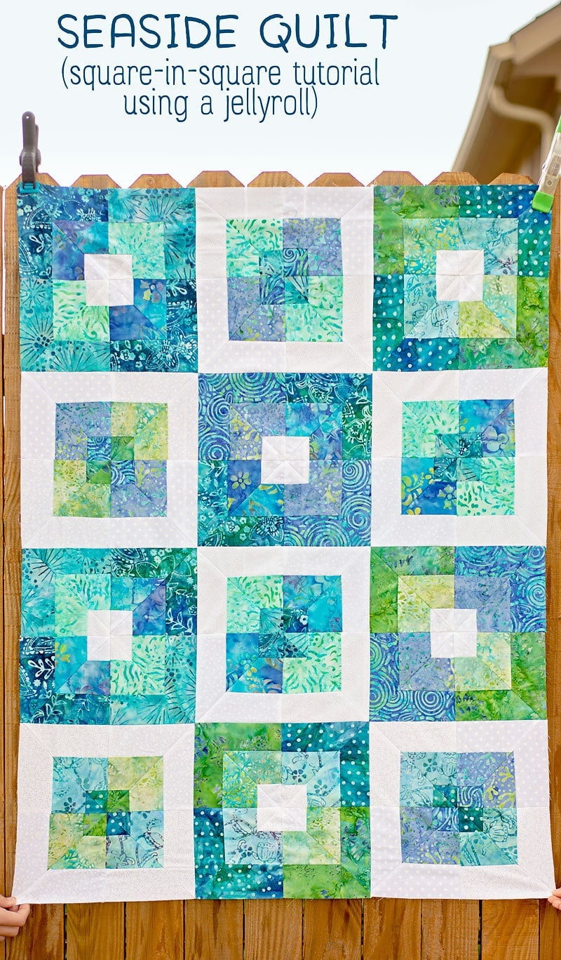 45 Free Easy Quilt Patterns - Perfect For Beginners - Scattered - Quilt Patterns Free Printable