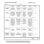 46 Editable Rubric Templates (Word Format) ᐅ Template Lab   Free Printable Art Rubrics