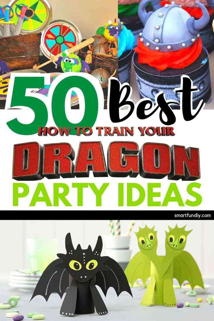 50+ Best How To Train Your Dragon Party Ideas Smart Fun Diy - How To Train Your Dragon Birthday Invitations Printable Free