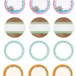56 Cute Mason Jar Labels | Kittybabylove   Free Printable Mason Jar Labels Template