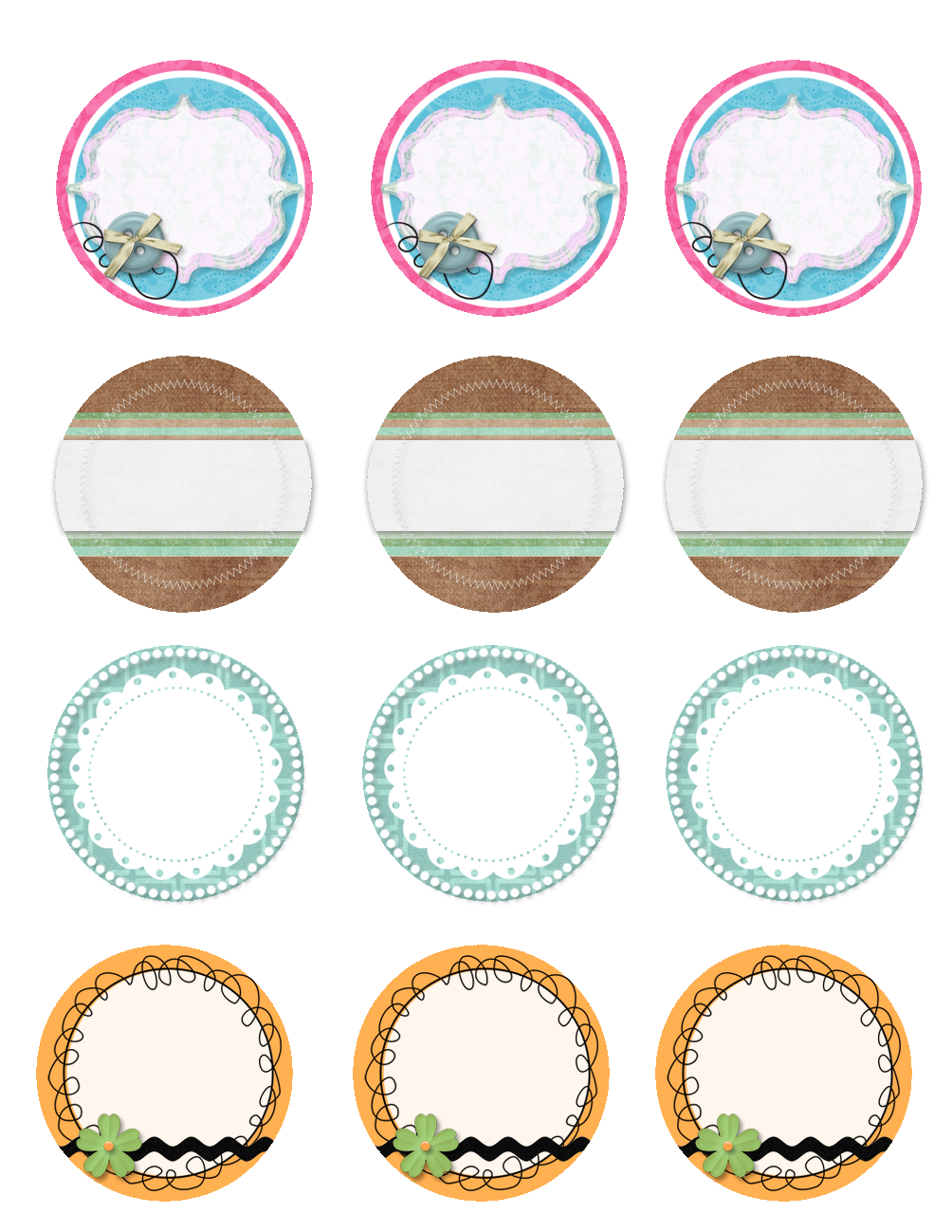 56 Cute Mason Jar Labels | Kittybabylove - Free Printable Mason Jar Labels