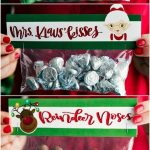 6 Easy Christmas Gifts {Free Printables} | Chelsea's Messy Apron   Free Printable Christmas Bag Toppers Templates