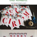 6 Free Printable Christmas Signs | Christmas | Merry Christmas   Free Printable Christmas Banner