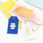8 Colorful & Free Printable Gift Tags For Any Occasion! – Free Printable Goodie Bag Tags