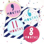 9 Free Printable Monthly Baby Stickers   Pretty My Party   Party Ideas   Free Printable Baby Month Stickers