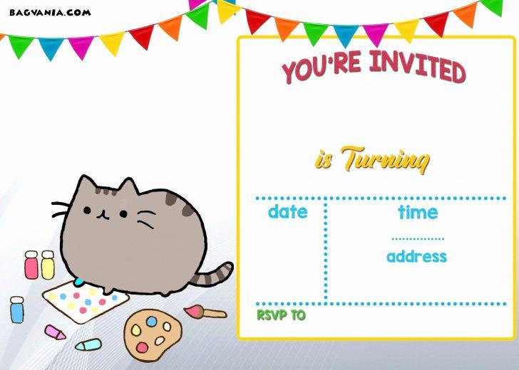 Free Printable Cheetah Birthday Invitations