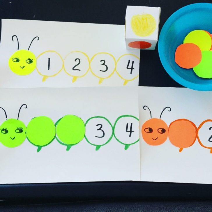 Free Printable Games For Toddlers