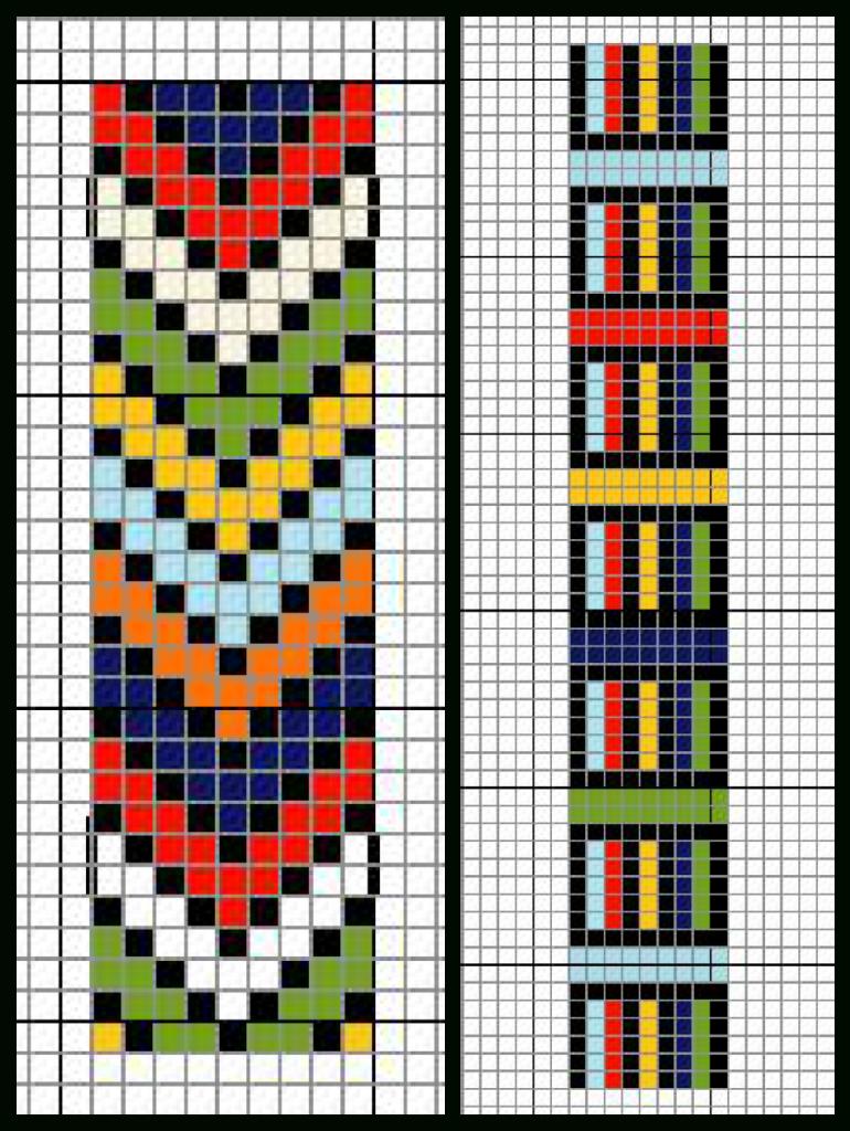 African Diy Bead Loom Bracelet   Beading/jewelry Making   Bead Loom - Free Printable Bead Loom Patterns