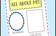 All About Me Preschool Theme – Free Printable Early Childhood Activities