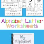 Alphabet Worksheets | Free Printables | Letter Worksheets, Alphabet   Free Printable Alphabet Pages