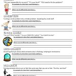 Anger Management Worksheet | Life Learning | Anger Management   Free Printable Counseling Worksheets