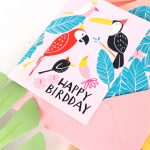 April Newsletter + Free Birthday Card Printable | Bits And Bobs   Free Printable Birthday Cards For Mom