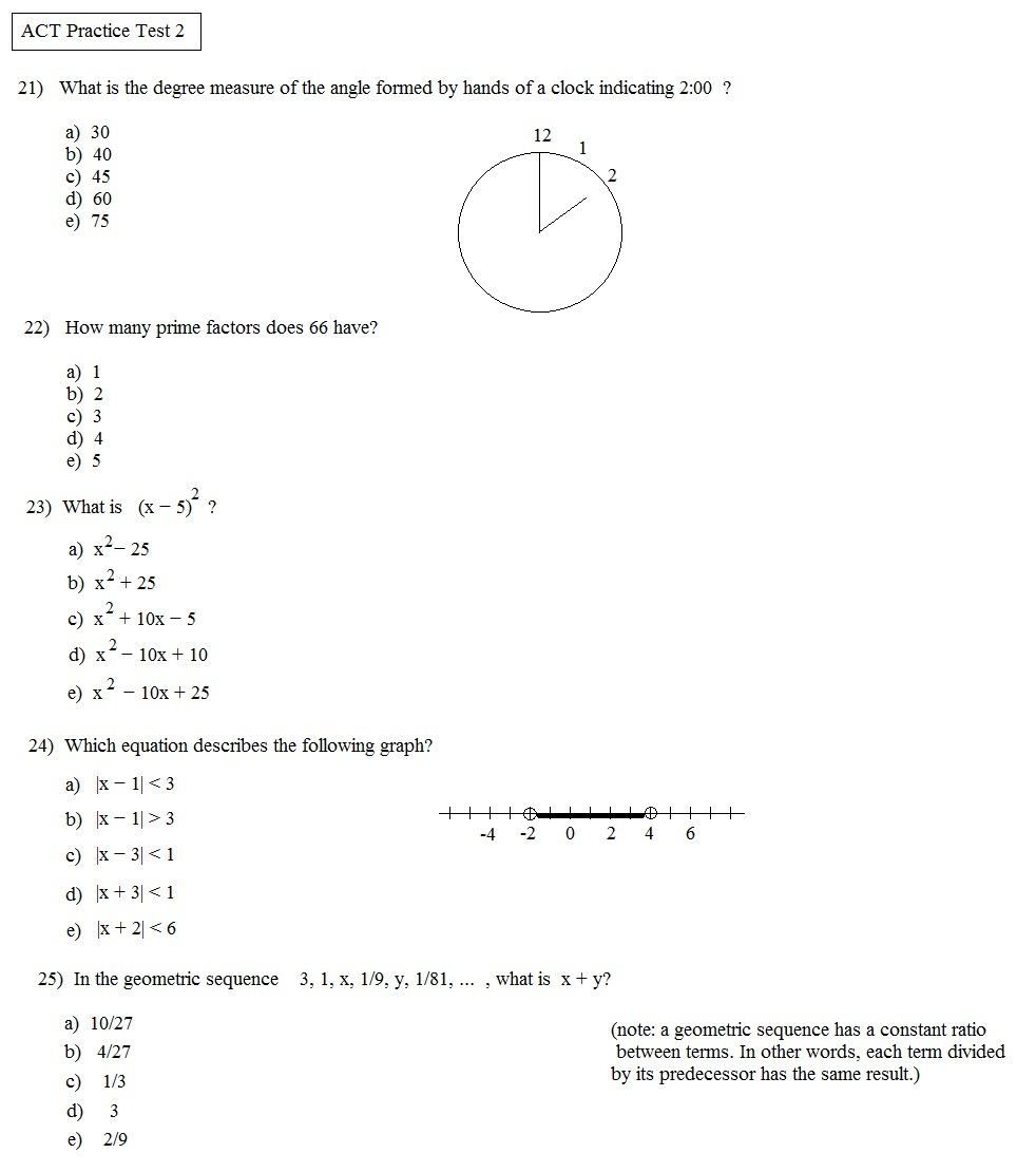 Asvab Practice Test Printable (51+ Images In Collection) Page 1 - Free Printable Asvab Math Practice Test