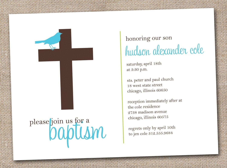 Baptism Invitations | Free Printable Christening Invitations Cards - Free Printable Personalized Baptism Invitations