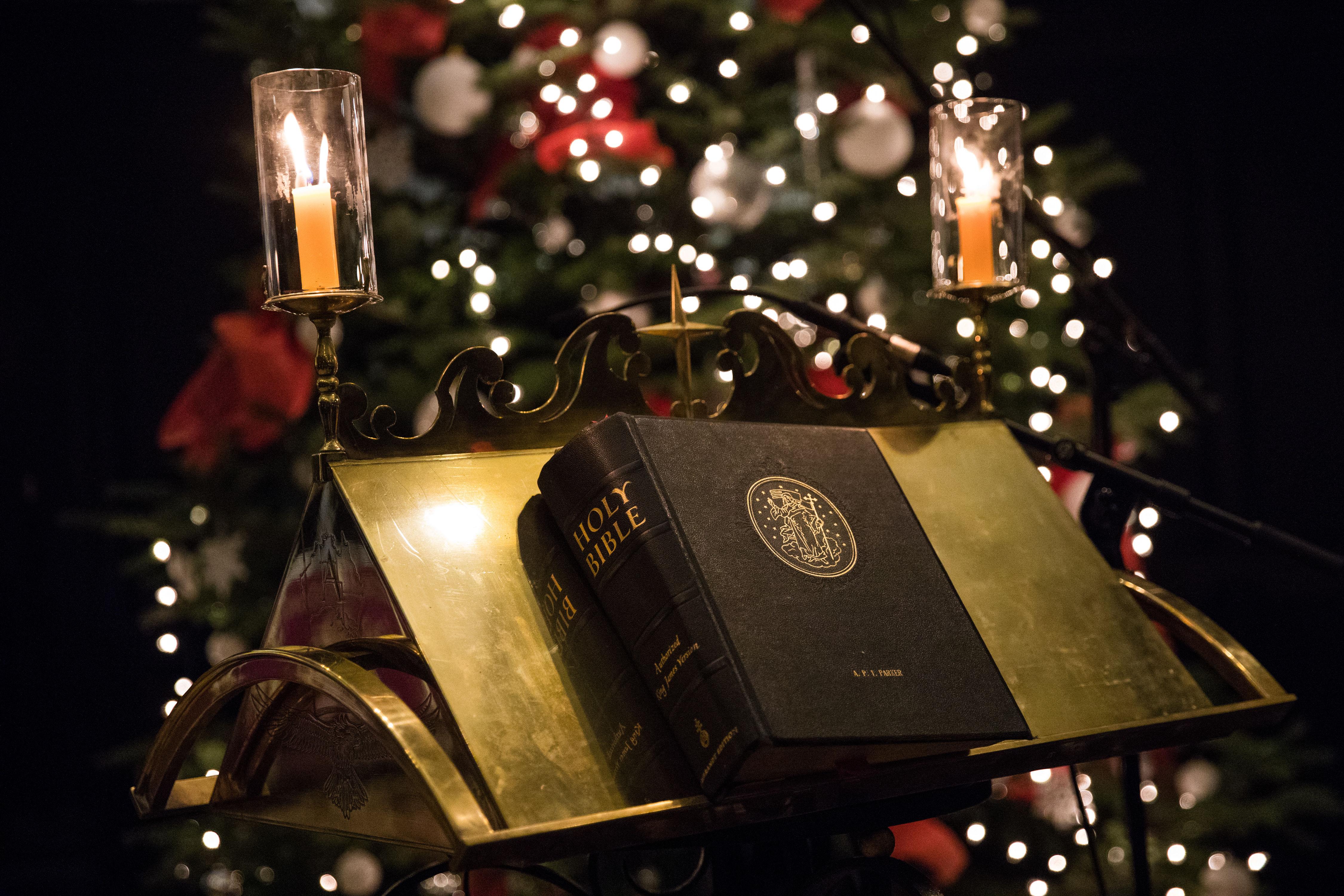 Beautiful Christmas Bible Verses - Southern Living - Free Printable Christian Christmas Greeting Cards
