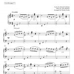 Beauty And The Beast Piano Sheet Musicceline Dion & Peabo Bryson   Beauty And The Beast Piano Sheet Music Free Printable