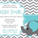 Best Of Free Printable Baby Girl Shower Invitation Templates   Www   Free Printable Baby Shower Invitations Templates For Boys