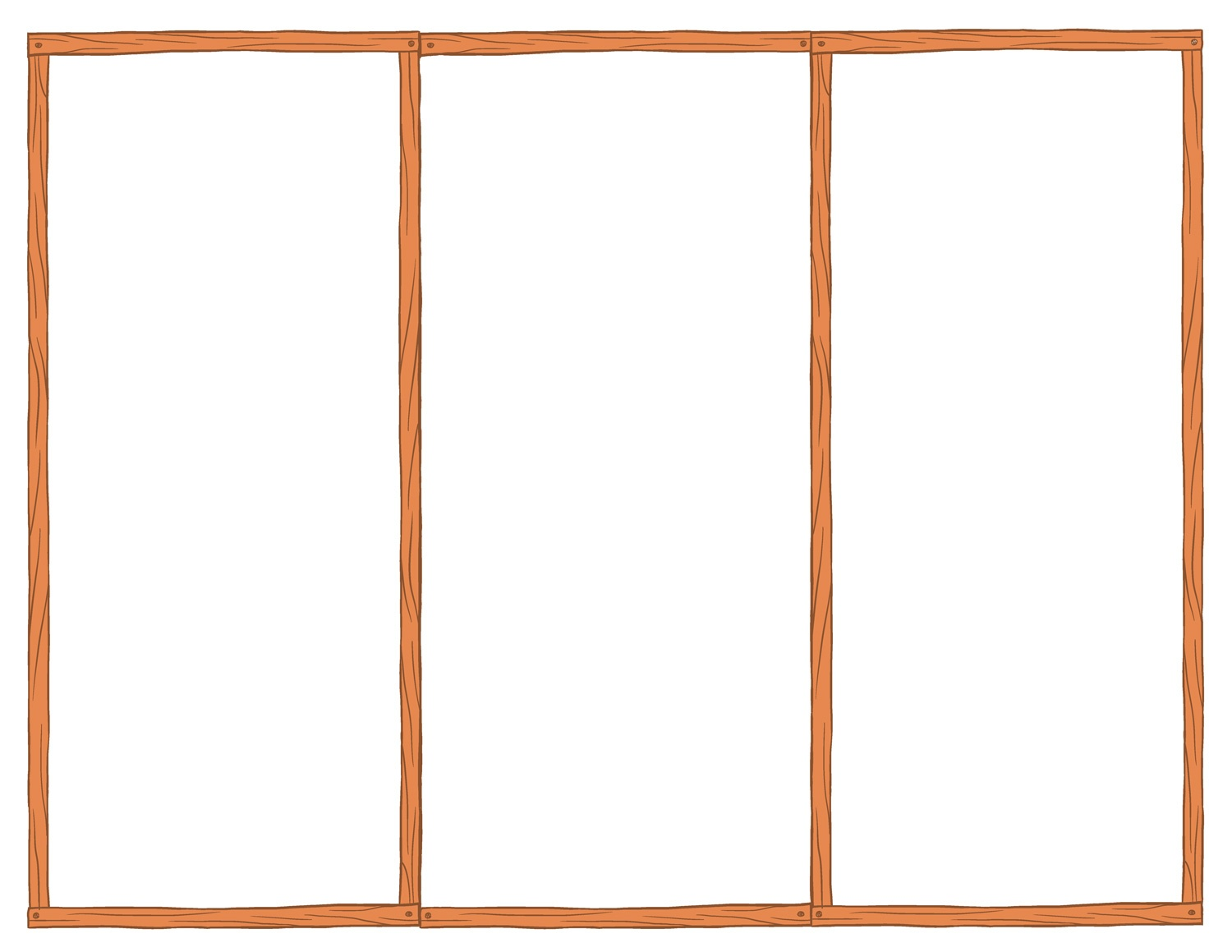 Blank Brochure Templates For Kids - Kaza.psstech.co - Free Printable Brochure Templates